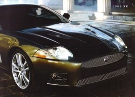 2008 Jaguar XK XKR sales brochure catalog US 08 4.2 V8 - $15.00