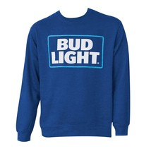 Bud Light Crewneck Sweatshirt - Navy Blue - $54.98+