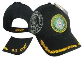 United States Army Shadow Cap Officially Licensed With Seal Baseball Cap Hat - $20.99