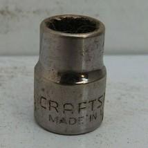 "Vintage Craftsman 3/8"" Socket, G2 Series, #44331 12 Point 3/8ʺ Drive USA Made - $7.34"