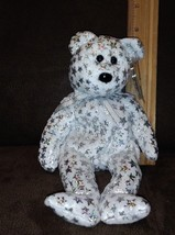 TY Beanie Baby - THE BEGINNING BEAR (8.5 inch) - MWMTs Stuffed Animal Toy - $2.96