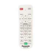 PANASONIC N2QAYA000123 Projector Remote Control - $23.84