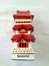 Danbury Mint Spices of the World Sesame Japanese Pagoda - $16.83