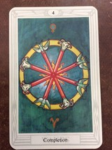 Aleister Crowley Thoth Tarot Small Deck Completion INDIVIDUAL CARD Magik - $1.98