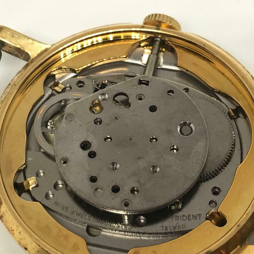 Vintage Mens Kelton (Timex) US Time Wrist Watch