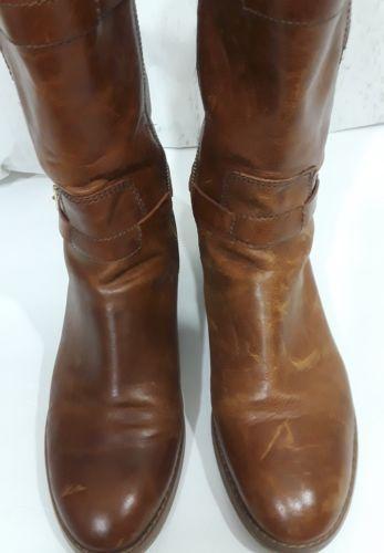 697e0e96596b Michael Kors cognac calf boots size 8.5 and 50 similar items