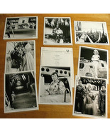 GIL GERARD (BUCK ROGERS IN THE 25TH CENTURY) ORIG,STUDIO PRESSKIT PHOTO SET - $173.25