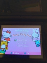 Nintendo Game Boy Advance GBA Hello Kitty: Happy Party Pals image 1