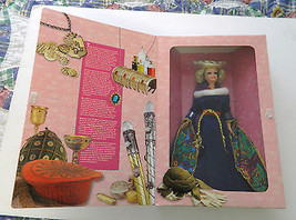 Barbie Barbie Medieval Lady The Great Era Collection Volume Five Special... - $24.70