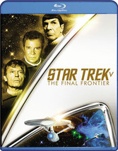 Star Trek 5-Final Frontier (Blu Ray) (Eng/7.1 Dol)
