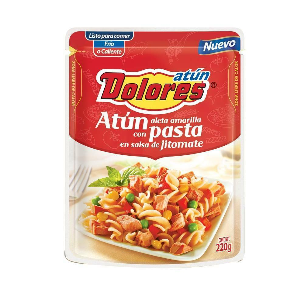 Atun Dolores~Yellow Fin Tuna with Pasta~Ready to Eat~Get 3/220gpouches~Delicious - $19.59