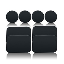 Volport 8 Pack Replacement Mount Metal Plate Kits with Adhesive for All ... - $19.00