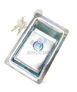 Side Door Lock, Latch Lock for Hyundai R220-5 R220-7 R225-7 R215-7 Excav... - $46.71