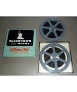 "Variety (1925) Emil Jannings - 8mm Blackhawk Films (2) Two 7"" Reels - $19.75"