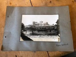 ANTIQUE/VINTAGE PHOTO OF RIPON CATHEDRAL, NORTH YORKSHIRE (ENGLAND) A4-S... - $6.46