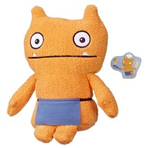 "Uglydoll Movie Warm Wishes Wage, Toddlers Orange Stuffed Plush Toy, 10"" ... - ₹704.12 INR"