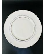 "ROYAL DOULTON TIARA Pattern Dinner Plate Bone China 10 5/8"" MINT - $10.88"