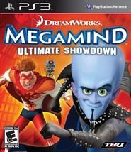 Megamind: Ultimate Showdown - Playstation 3 [video game] - $29.69