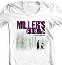 Millers Crossing T shirt retro 90s movie indie film 100% cotton graphic tee image 2