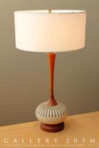 EPIC MID CENTURY! DANISH MODERN ROSEWOOD GEOMETRIC LAMP! Eames 50's Vtg ... - €1.733,08 EUR