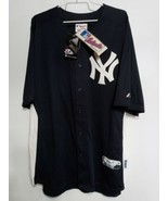 NEW Size XL Majestic New York NY Yankees Cool Base Baseball Jersey - $39.55