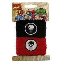 Punisher Terry Cuff Set Officially Licensed by MARVEL + Comic Con Exclusive - $9.99