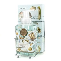 Michel Design Works Foaming Soap Napkin Set, Seashells - $38.21