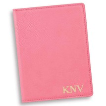 Personalized Pink Passport Holder - $24.99