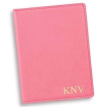 Personalized Pink Passport Holder - $24.99