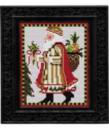 Swedish Santa Santa Christmas cross stitch kit Colonial Needle  - $27.00