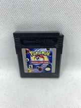 Pokémon Trading Card Game (Nintendo Game Boy Color, 2000) Tested 100% Au... - $23.55
