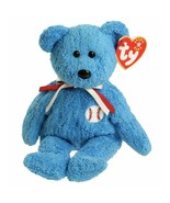 Addison the Baseball Bear Chicago Cubs Ty Beanie Baby MWMT Retired Colle... - $14.80