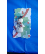 Snowman Holiday Pin - $4.00