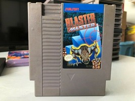 Blaster Master, Nintendo Entertainment System (NES) 1988, Tested - $7.81