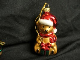 Avon Exclusive Design Traditional Glass Christmas Ornaments image 2