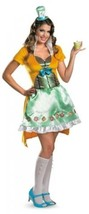 Disguise Disney's Alice In Wonderland Sassy Mad Hatter Adult Costume - - £24.75 GBP
