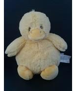 Little Miracles Costco Yellow Fluffy Plush Stuffed Fat Ducky Duck Toy EU... - $21.28