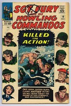 Sgt Fury and His Howling Commandos #18 ORIGINAL Vintage 1965 Marvel Comics - $24.74