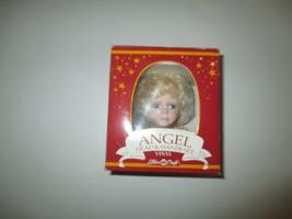 Angel Head & Hand Set Vinyl Crafts Christmas DIY Fibre Craft 1991  - $9.99