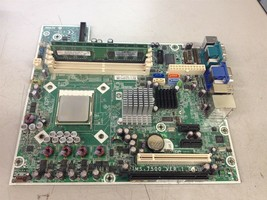 Hp MS-7500 Ver:1 W/ Ram Amd Athlon AD0550BIAA5D0 Cpu Motherboard Mainboard - $40.00