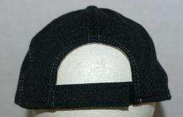 Augusta Sportswear Six Panel Red Black White Hook Loop Adjustable 6290 Adult image 4