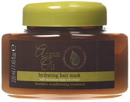 Argan Oil Hydrating Hair Mask and Deep Conditioner