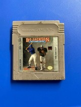 Bo Jackson: Nintendo Game Boy Game Only - $6.63