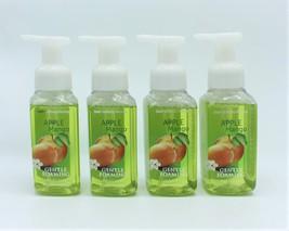 Lot of 4 Bath & Body Works Apple Mango Gentle Foaming Foam Hand Soap Shea - $34.99