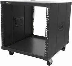 Startech Portable Server Rack with Handles & Casters - 9U, 220lbs (RK960CP) - $304.99