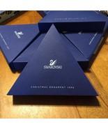 2006 Swarovski Crystal Snowflake Christmas Ornament w/ Box & COA - $120.83