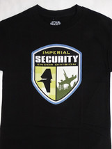 Star Wars Movie Imperial Security Endor Division T-Shirt - $12.00