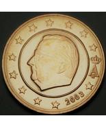 Belgique Euro Cents, 2003 Gem UNC ~ Albert II - $3.06