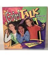 Girl Talk Truth or Dare Board Game Vintage 1995 Milton Bradley - No Zit ... - $12.94