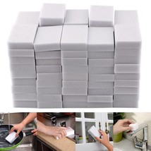 100pcs Sponge Eraser Melamine Cleaner Multi-functional Nano Foam Cleaning Tools - $8.95+